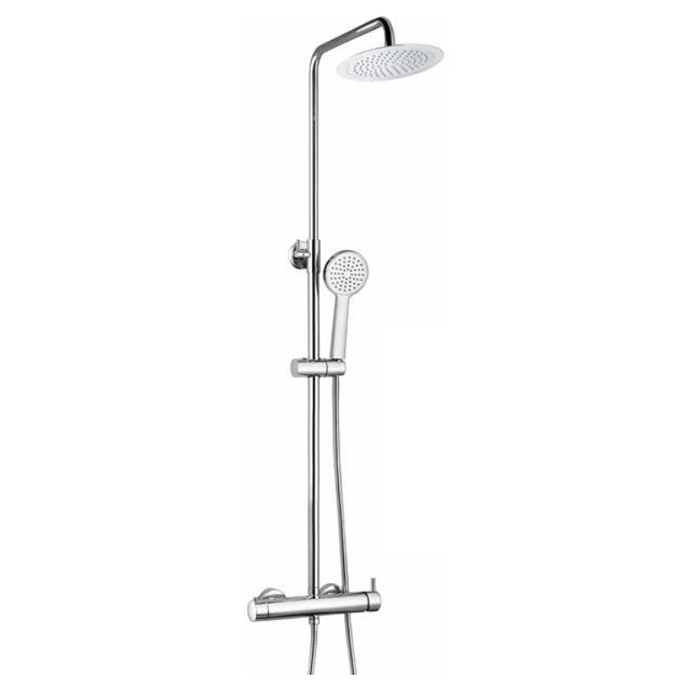 Thermostatic Shower Columns C6612M
