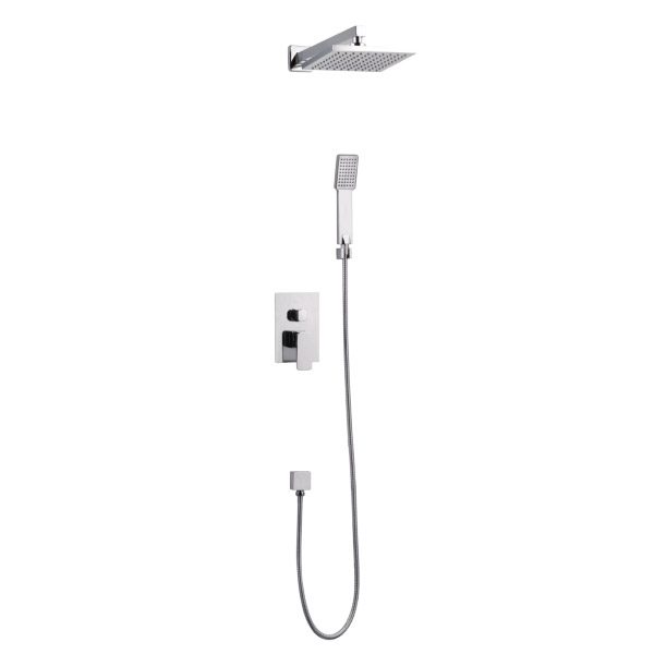 Shower Mixer Set New Design Concealed Faucet