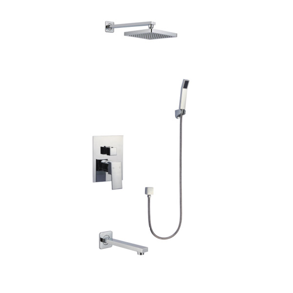 Concealed Faucet Series E09FDQ15-SC