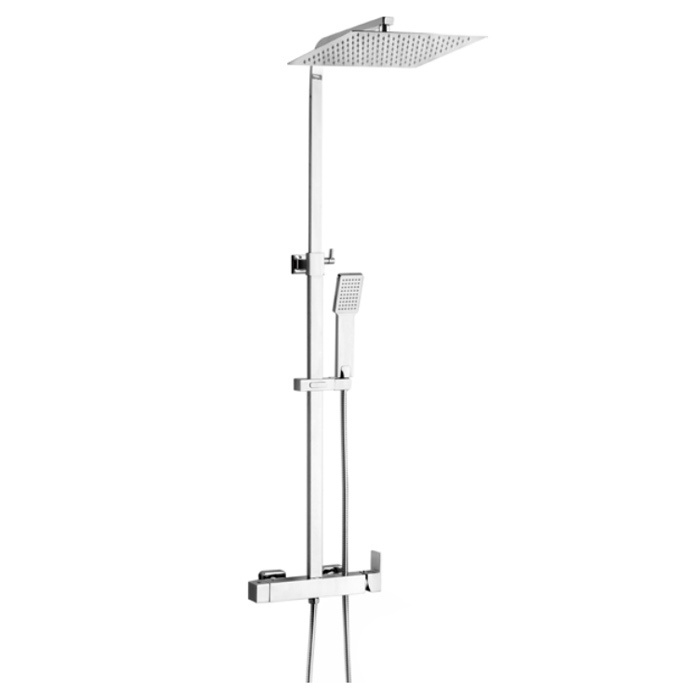 Chromed ABS Shower Column C6620M